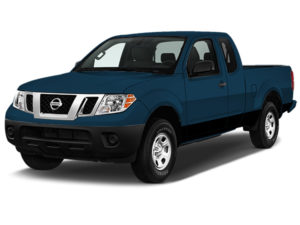 Nissan Frontier Black Lower Side Stripe