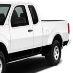 Nissan Frontier Lower Side Stripe - Matte Black